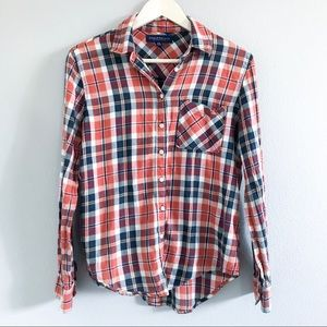 Aeropostale Flannel Button Up